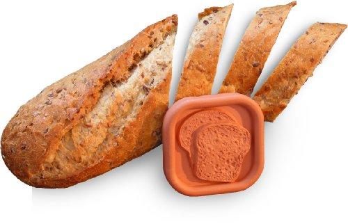 JBK Terra Cotta Bread Saver