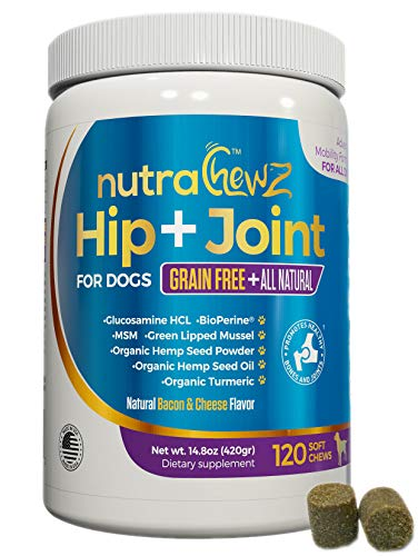Top 10 best selling list for grain free joint supplement for dogs