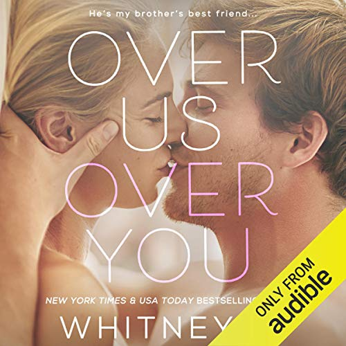 Over Us, Over You cover art