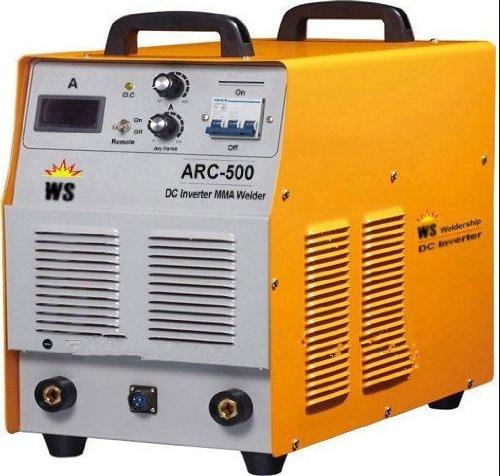 Gowe DC Inverter lasapparatuur MMA lasmachine ARC500 (ZX7-500) lasser
