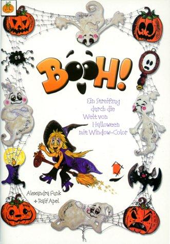 Booh!: Ein Streifzug durch die Welt von Halloween mit Window-Color