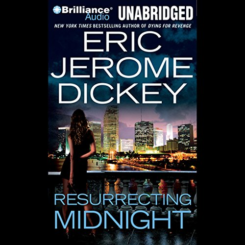 Resurrecting Midnight audiobook cover art