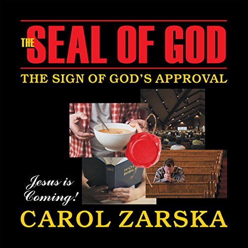 The Seal of God audiobook cover art