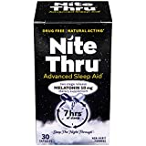 NiteThru Advanced Sleep Aid 30ct