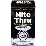 Nite Thru Advanced Sleep Aid 30ct