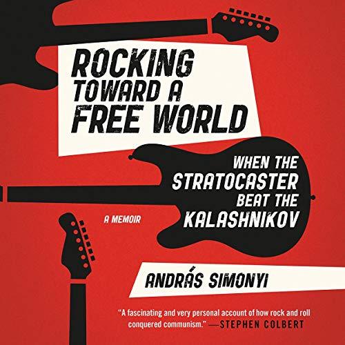 Rocking Toward a Free World cover art