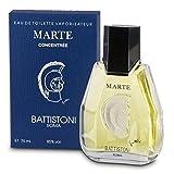Battistoni Marte eau de toilette Hombres 75 ml - Eau de toilette (Hombres, 75 ml, Albahaca,...