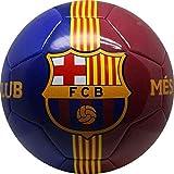 FCBARCELONA Balón Fútbol Infantil, Juventud Unisex, Multicolor (Multicolor), Talla Única