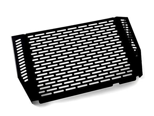 ZIEGER 10001782 radiatorafdekking waterkoeler radiateurgrill radiatorbescherming radiatorrooster radiatorrooster radiator radiator bekleding zwart