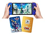 Amiibo Tarjetas de Juego para The Legend of Zelda: Skyward Sword, Zelda & Loftwing NFC Amiibo Card para Switch/Switch Lite/New 3DS/Wii U