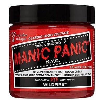 Manic Panic Wildfire Red Hair Dye Classic