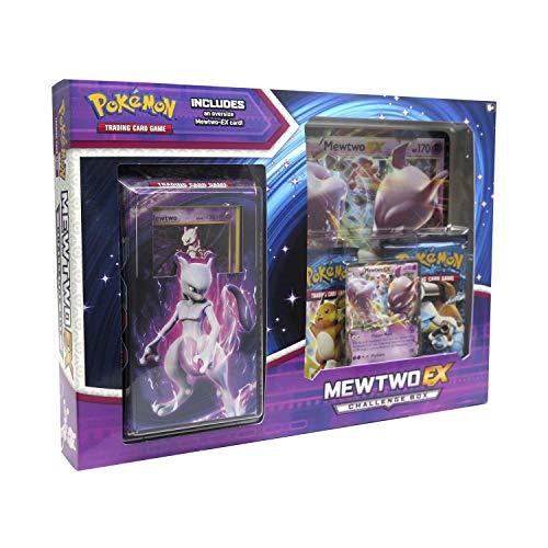 Pokemon TCG: X & Y Mewtwo-EX Challenge Box