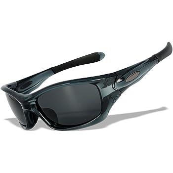 アジアンサイズ 最適装着感 高解像度偏光レンズ 完全紫外線カット オリジナル スポーツサングラス