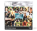 Lost TV Show Collage Puzzle for Adults and Kids   1000 Piece Jigsaw Puzzle Toy   Challenging Interactive Brain Teaser for Family Game Night   28 x 20 Inches
