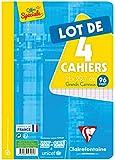 Clairefontaine 643161C - Hoja de contabilidad (4 unidades)