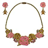 Disney Belle Costume Jewelry Set for Girls – Beauty and the Beast