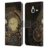 Official Simone Gatterwe Clocks Steampunk Leather Book
