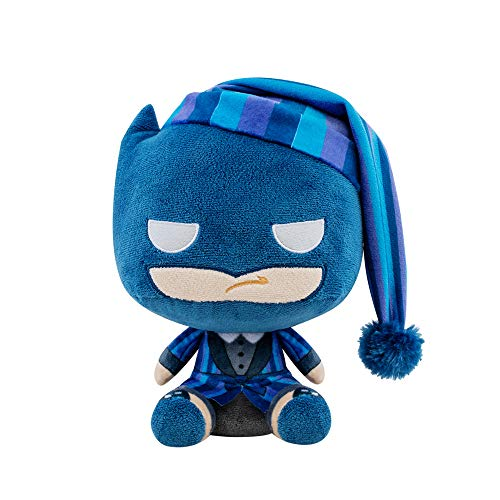 Funko- Pop Plush: DC Holiday-Scrooge Batman Comics Figura Coleccionable, Multicolor (51062)