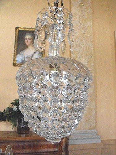 alter Kronleuchter, Lüster,Lampe, old chandelier C01