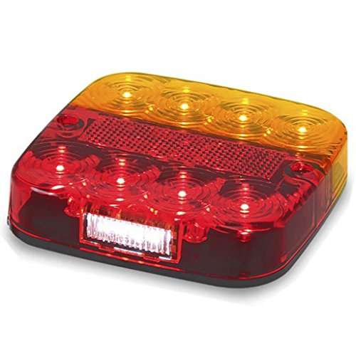 LED Autolamps LED Kombi Heckleuchte Rückleuchte Rücklicht 12 V Kunststoff 99ARL