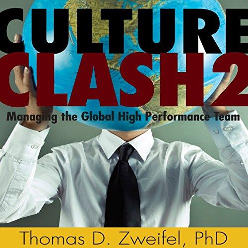 Culture Clash 2 audiobook cover art
