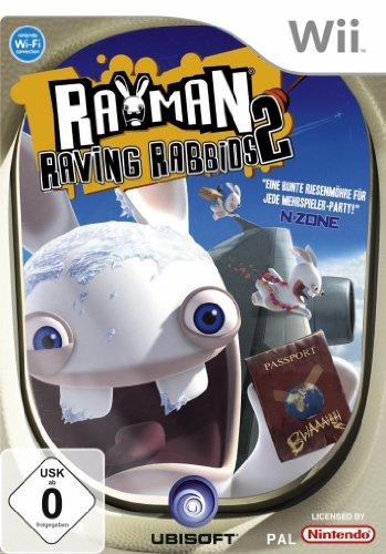 Rayman Raving Rabbids 2 [Importación alemana]