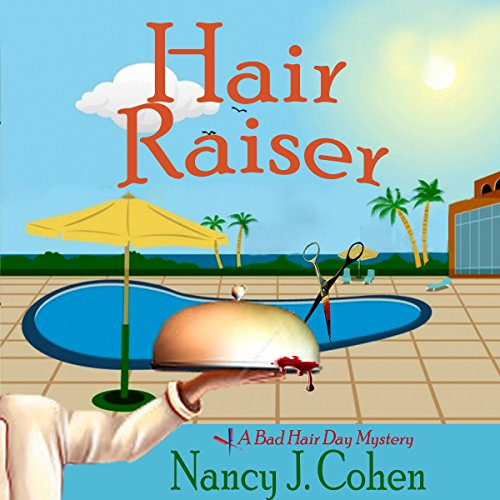 Hair Raiser     The Bad Hair Day Mysteries, Book 2              By:                                                                                                                                 Nancy J. Cohen                               Narrated by:                                                                                                                                 Mary Ann Jacobs                      Length: 6 hrs and 52 mins     24 ratings     Overall 4.3
