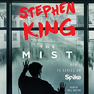 The Mist audiobook cover art
