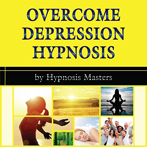Overcome Depression Hypnosis  By  cover art