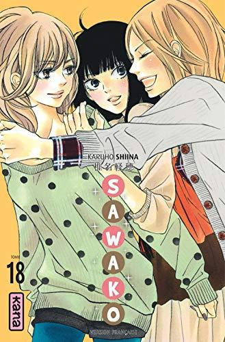 Sawako, tome 18