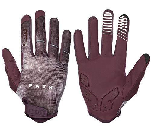 Ion Path MX DH FR Fahrrad Handschuhe lang grau 2018: Größe: XS