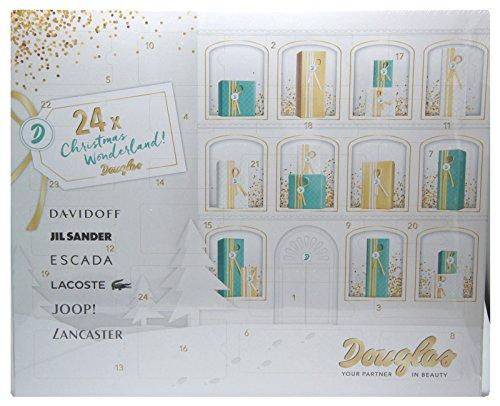 Calendario de adviento 24x Christmas Wonderland! de Douglas Para ella y para él