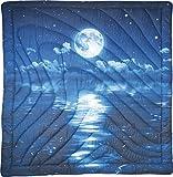 Trapuntatura e disegno piazzati Imbottitura 300 gr/m2 In morbida microfibra Colori e stampa resistenti al lavaggio 250x250 cm