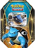 Pokemon Tins 2016 Trading Cards Best of Ex Tins Featuring Blastoise Collector Tin