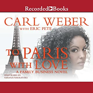 To Paris with Love audiobook cover art