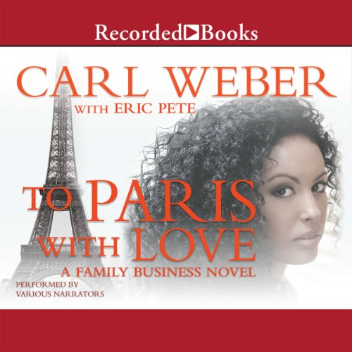 To Paris with Love                   By:                                                                                                                                 Carl Weber,                                                                                        Eric Pete                               Narrated by:                                                                                                                                 Suzanne Cypress,                                                                                        Lisa Smith,                                                                                        Corey Allen,                   and others                 Length: 8 hrs and 48 mins     629 ratings     Overall 4.5