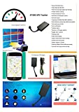 GPS Tracker with 1 Year Free Mobile Application for Car Bike Truck Bus