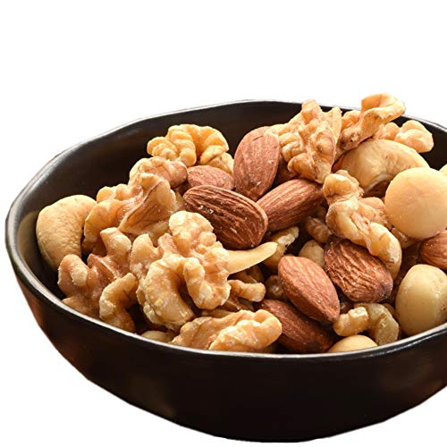 「北新地堂島NutsDay本店」 ミックスナッツ 4種 1kg 無添加 無塩 最高級 ミックスナッツ 4種類のナッツ【プレミアムミックスナッツ1kg】