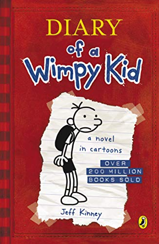 Diary of a Wimpy Kid book 1 (2008)