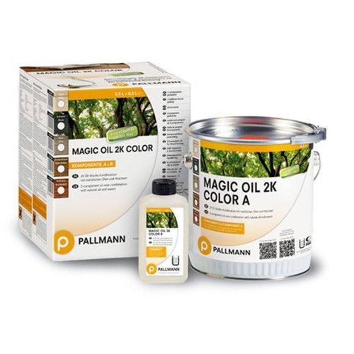 Pallmann Magic Oil 2K A/B - 1 Liter