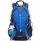 EGOGO 30L Wasserdicht Wanderrucksack Camping Rucksack mit Regenschutz Laufen...