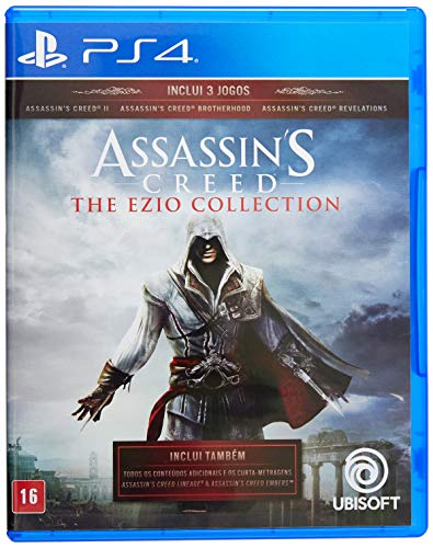 Assassin's Creed – The Ezio Collection - PlayStation 4