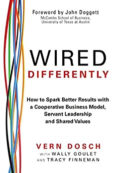Wired Differently by [Vern Dosch, Wally Goulet, Tracy Finneman]