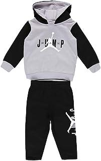 Jordan - Chándal para niño Jumpman Sideline negro 856988-023