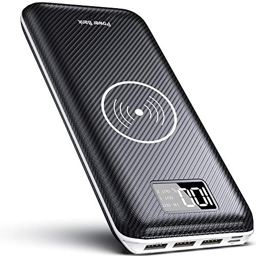 Power Bank wireless Kedron 24000mAh