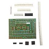 Doradus DIY elektronische SMD Komponenten Solder Praxisschild Kit Für Schulungen