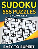 Sudoku 555 Puzzles Easy to Expert: Easy,...