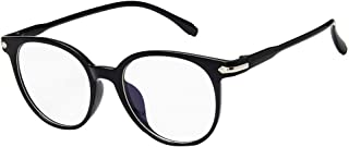 Qjoy Women Spectacle Optical Frame Glasses Clear Lens...