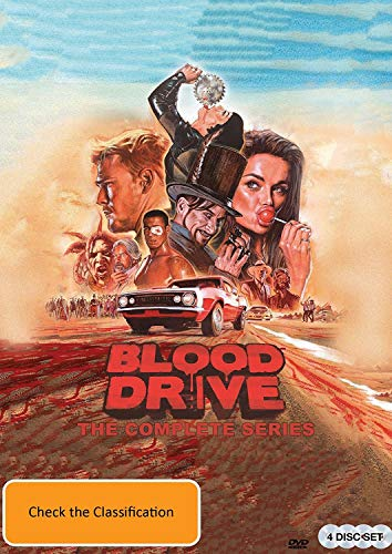Blood Drive: The Complete Series