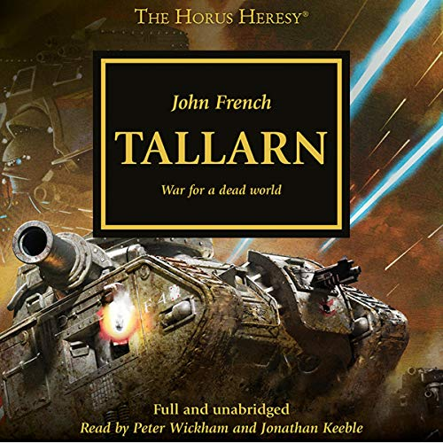 Tallarn audiobook cover art